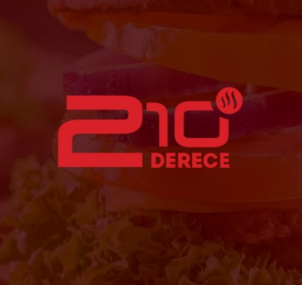210 Degrees - Logo