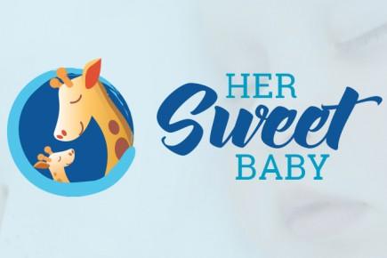 Her Sweet Baby - Branding