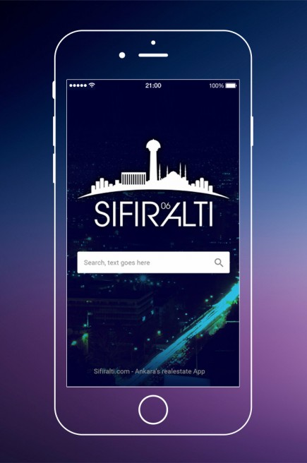 Sifiralti - App & Logo Design