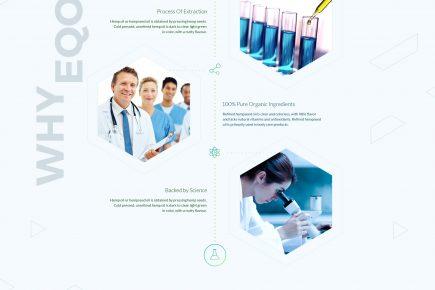 Eqova - Web Design