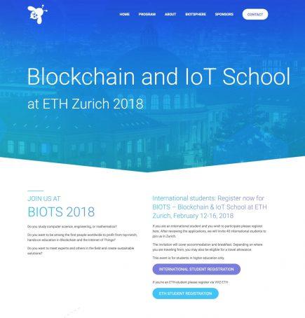BIOTS Website