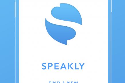 Speakly - App Design